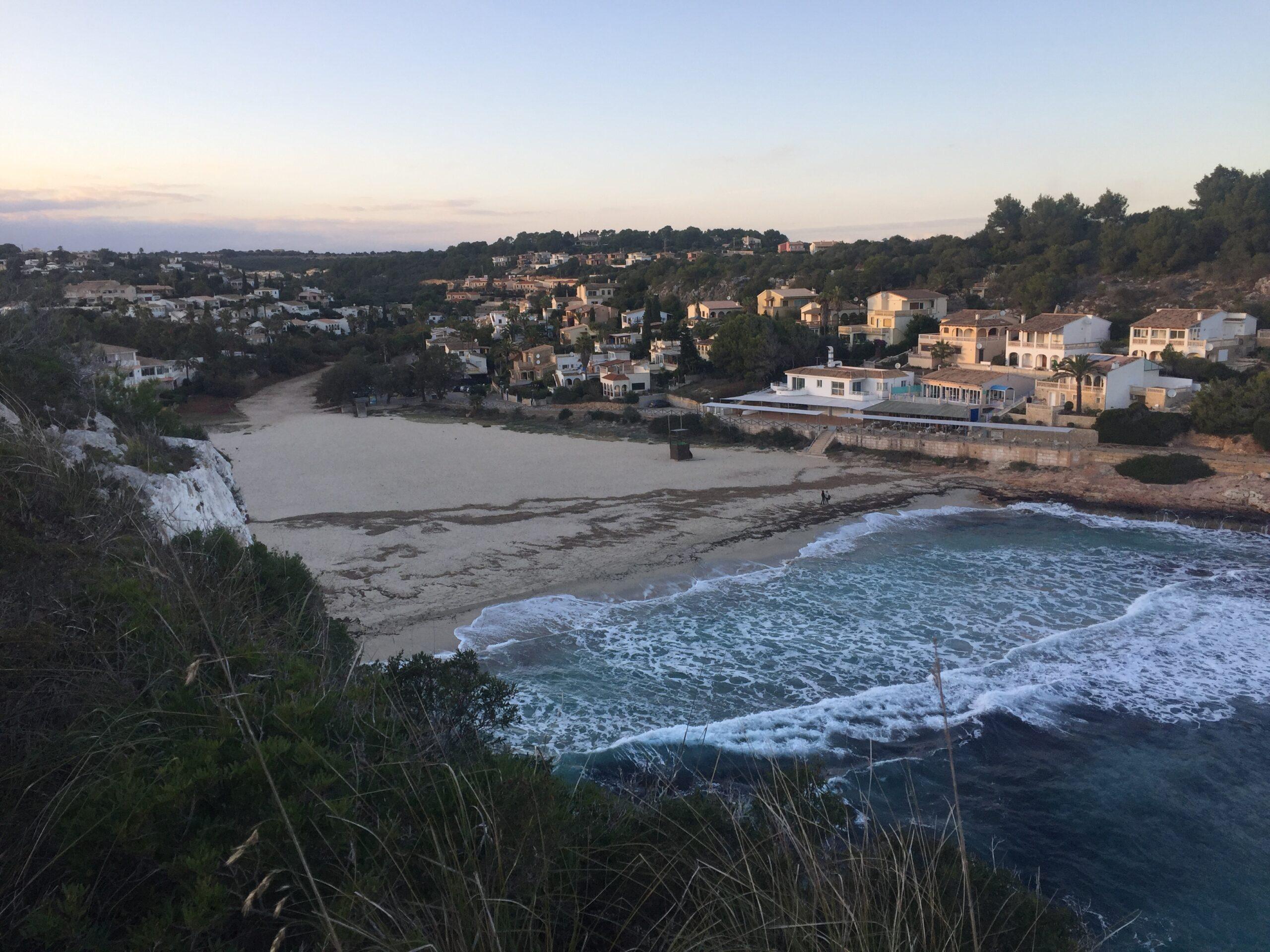 cala romantica plaża